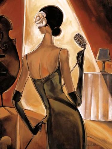 Jazz Samba Art Print by Biddle