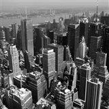 Manhattan to Brooklyn Art Print