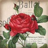 Scent of a Rose I Art Print