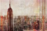 Shades of New York Art Print