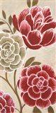 Lace Petals I Art Print