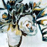 Nightingale Blooms Art Print