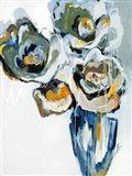 Blooms of Earl Gray Art Print