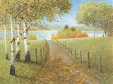 Rural Route I Art Print