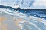 Pacific Breezes Art Print
