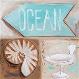 Where's the Ocean? Art Print