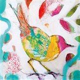 Petite Bird IV Art Print