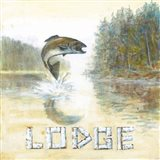 Lodge Art Print