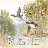 Rustic Art Print