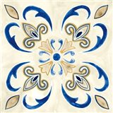 Timeless Tiles II Art Print