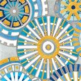 Circle Delight I Art Print