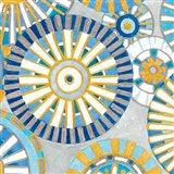 Circle Delight II Art Print