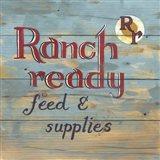 Ranch Ready Art Print