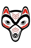Coyote II Art Print