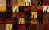 Dark Trees Art Print