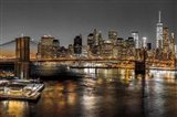 New York Pano Art Print