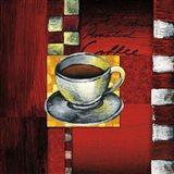 Brewing Coffee Art Print
