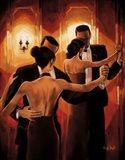 Tango Shop II Art Print