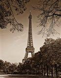 An Afternoon Stroll - Paris II Art Print
