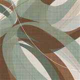 Mint Ripple IV Art Print