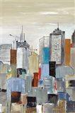 New York Skyline III Art Print