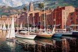 Porto Fino Art Print