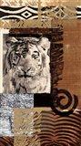 Safari IV Art Print
