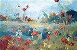 Garden Delight Art Print