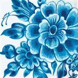 Delft Design II Art Print
