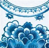 Delft Design III Art Print