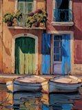 Reflejos de Marsella II Art Print