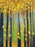 Colors of Fall I Art Print
