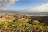 Dry farming on terraces, Konso, Rift valley, Ethiopia, Africa Art Print
