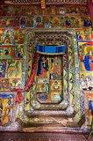 Ura Kidane Meret monastery, Lake Tana, Ethiopia Art Print
