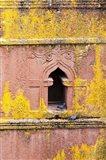 The rock-hewn churches of Lalibela, Ethiopia Art Print