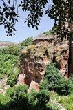Abbi Johanni rock-hewn church in Tigray, Ethiopia Art Print