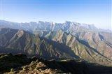 Semien Mountains National Park, Ethiopia Art Print