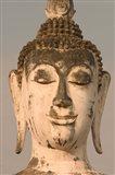 Historic Hindu Statue, Kenya Art Print