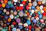 Kazuri bead factory, crafts, Nairobi, Karen district, Kenya, Africa Art Print