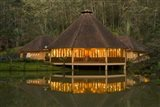 Madagascar, Vakona Forest Lodge, Resort, Mantadia NP Art Print