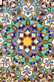 Hassan II Mosque Mosaic Detail, Casablanca, Morocco Art Print