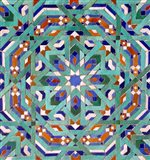 Hassan II Mosque Mosaic, Casablanca Art Print