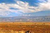 Morocco, Atlas Mountains, landscape Art Print