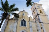 Church of Our Lady of Conception, Inhambane, Mozambique Art Print