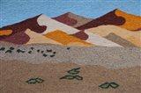 Namibia, Swakopmund. Karakulia, wool textiles Art Print