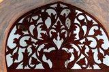 Traditional carved door, Stone Town, Zanzibar, Tanzania Art Print