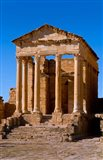 Ancient Architecture, Sufetul, Sbeitla, Tunisia Art Print
