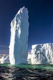 Ice Monolith, Antarctica Art Print