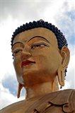 Buddha Dordenma Statue, Thimphu, Bhutan Art Print