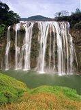 Huangguoshu Falls, Anshun, Guizhou, China Art Print